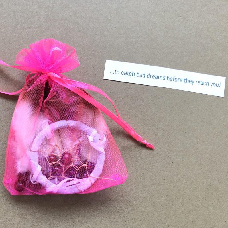 Pakketje Blijheid - cadeautjes door de brievenbus - dromenvanger