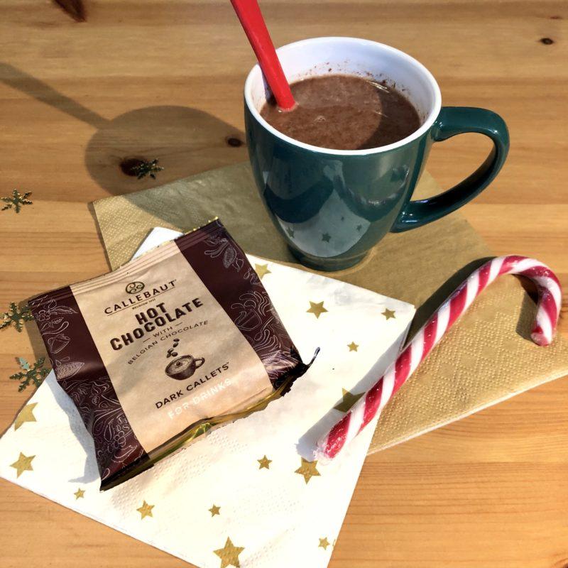 KERSTPakketje Blijheid chocolademelk